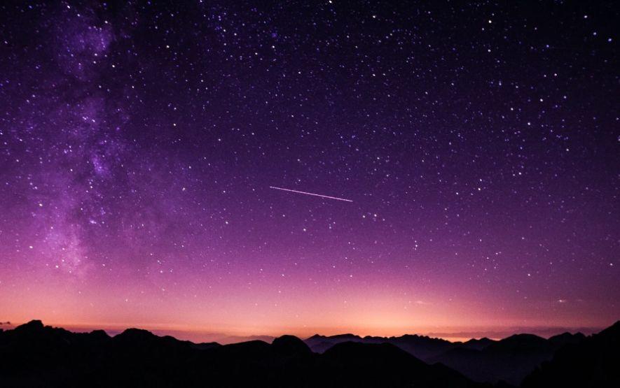 Free Purple Sky Backgrounds