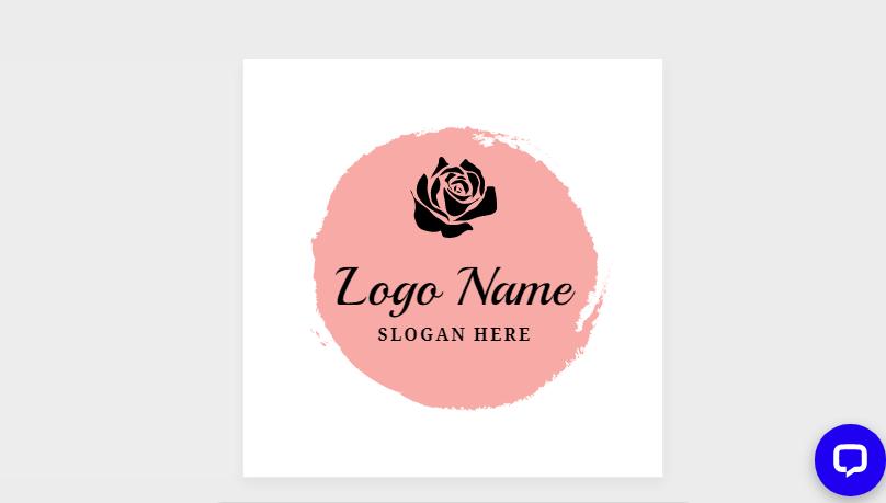 Free Rose Branding Logo