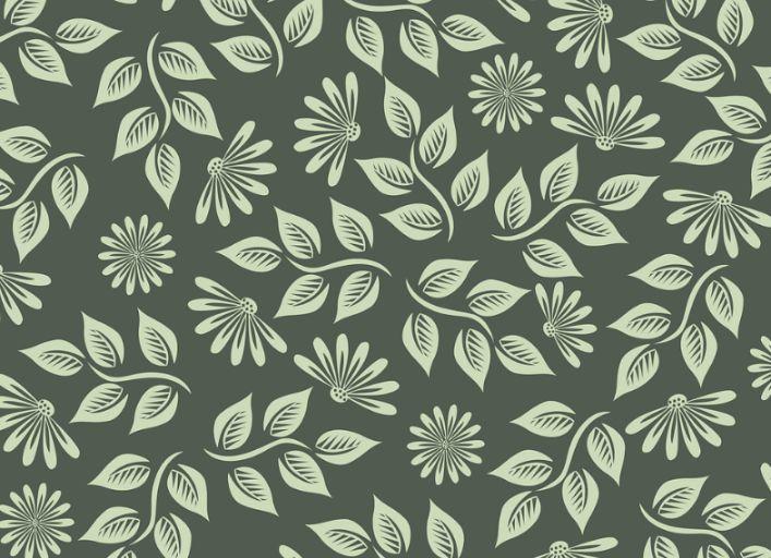 Free Spring Pattern Design