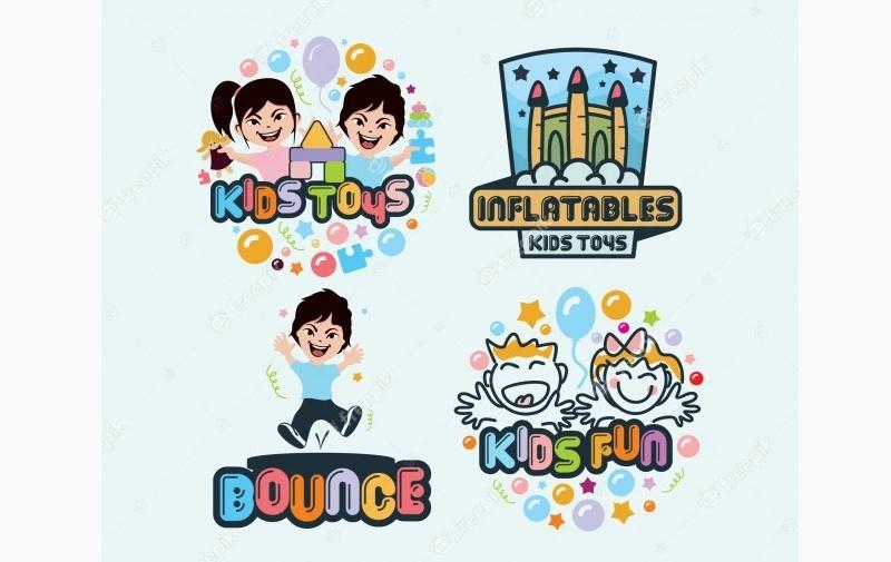 Free Toys Logo Designs