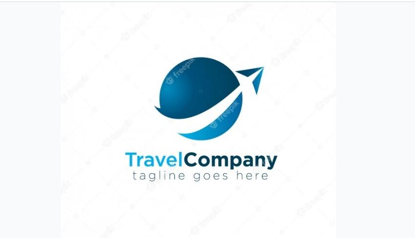 Free Travel Agency Logo