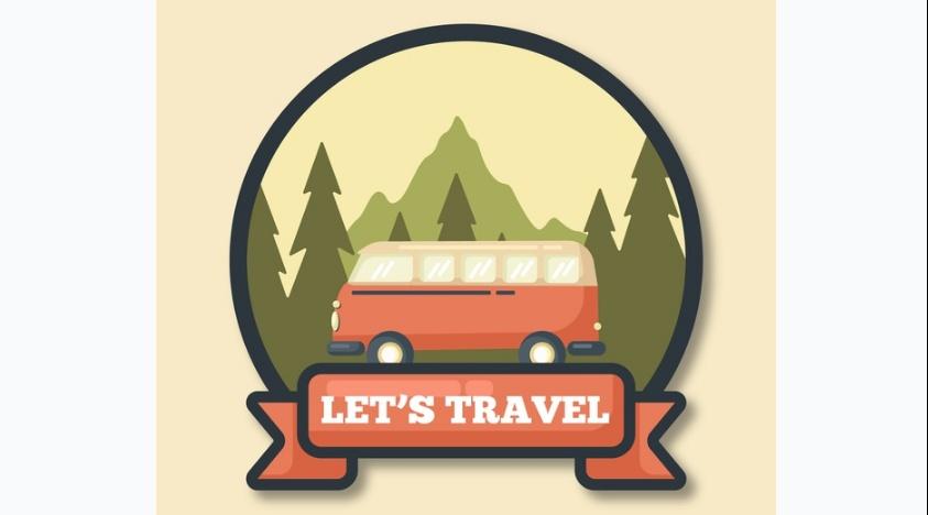 Free Travel Logo Design