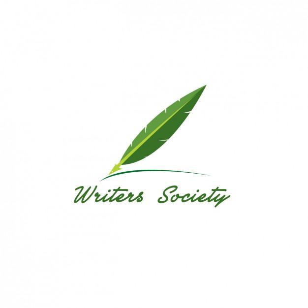 Free writers Logo Template