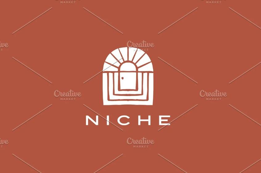French Style Logo Idea