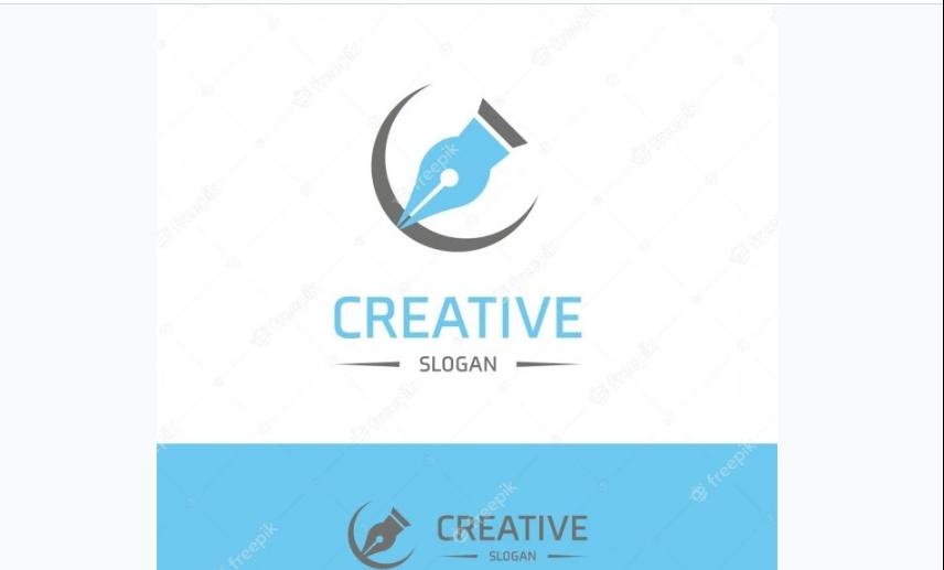 Frre Pen Logo Design