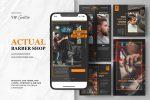 18+ Barber Shop Instagram Templates Download