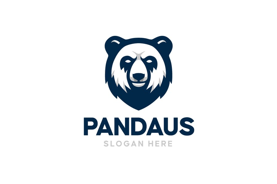 Furious Panda Logotype