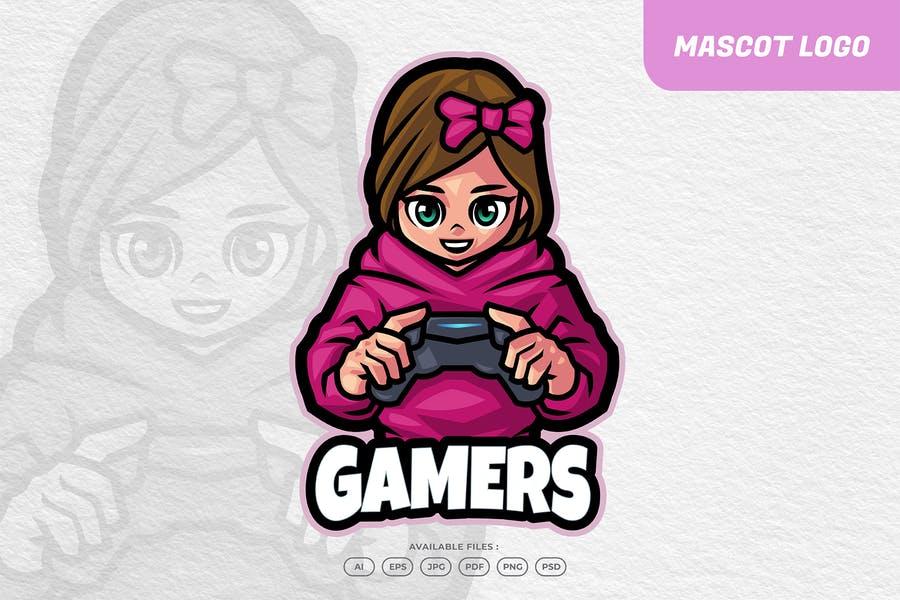 Gamer Kid Identity Design