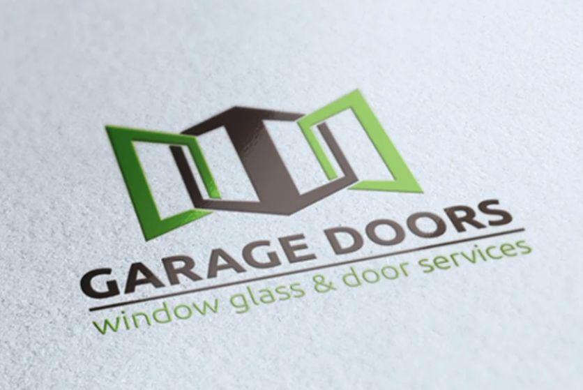 Garage Style Door Logo Designs