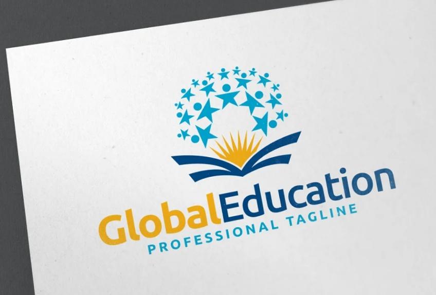Global Educational Logo Designs