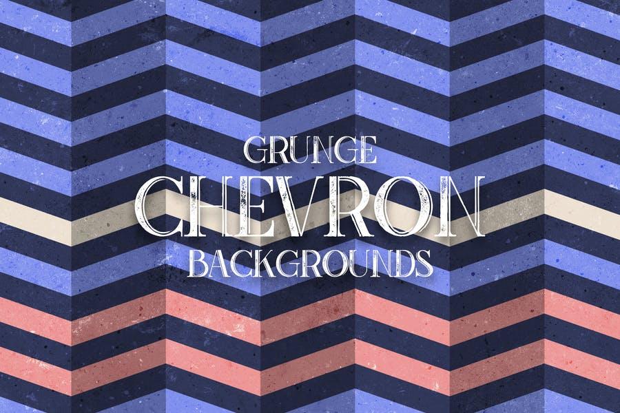 Grunge Cheveron Background Designs
