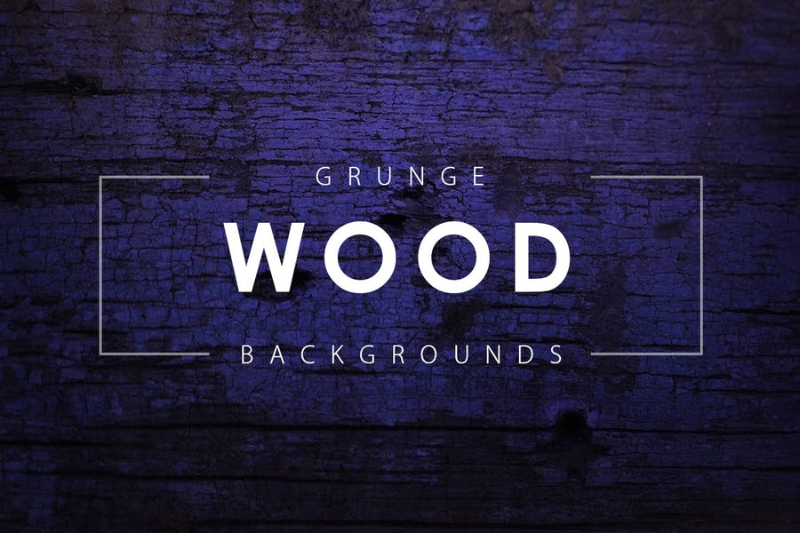 Grunge Wooden Backgrounds