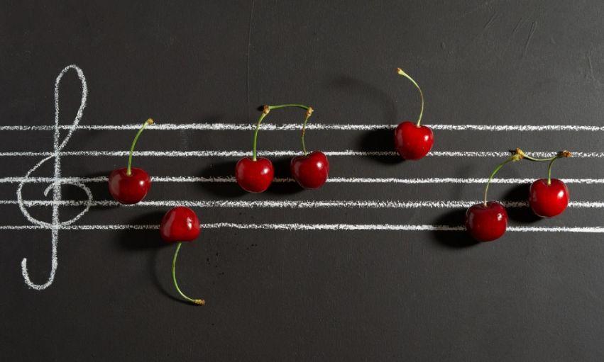 HD Creative Music Background