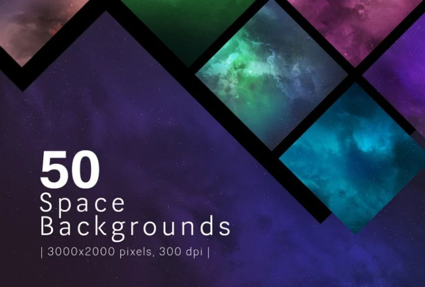 HD Space Wallpaper Designs