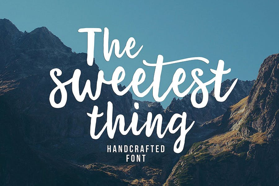 Hand Crafted Creative Fonts
