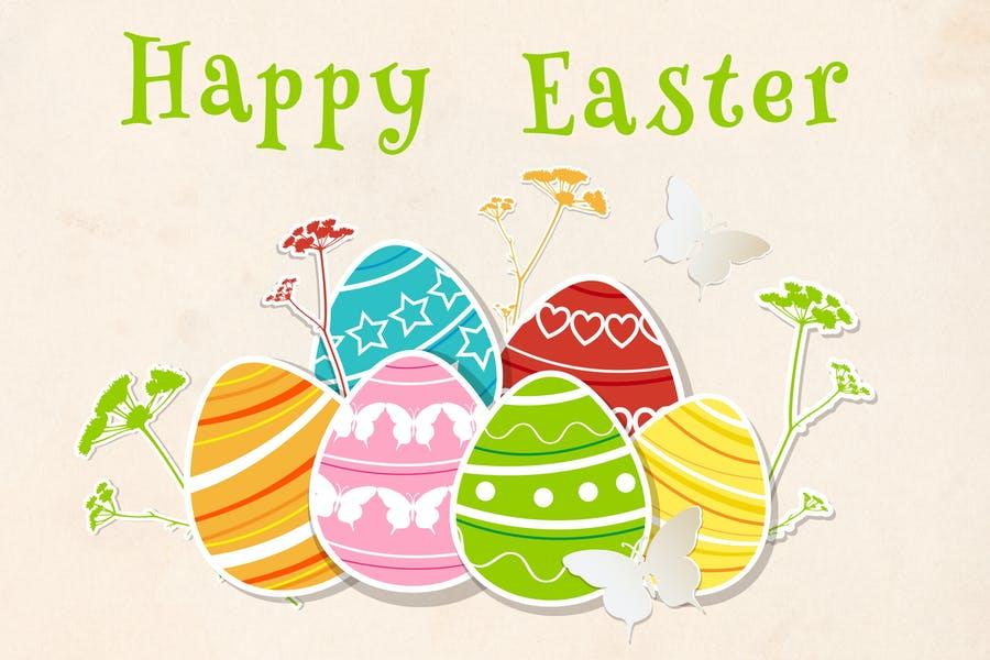 Happy Easter Kit Design