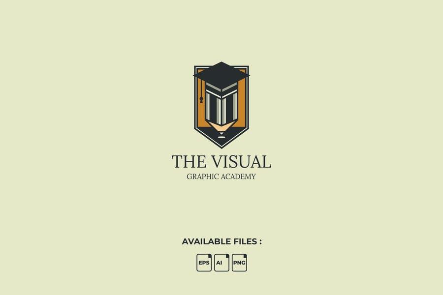 High Quality Academy Logo Design