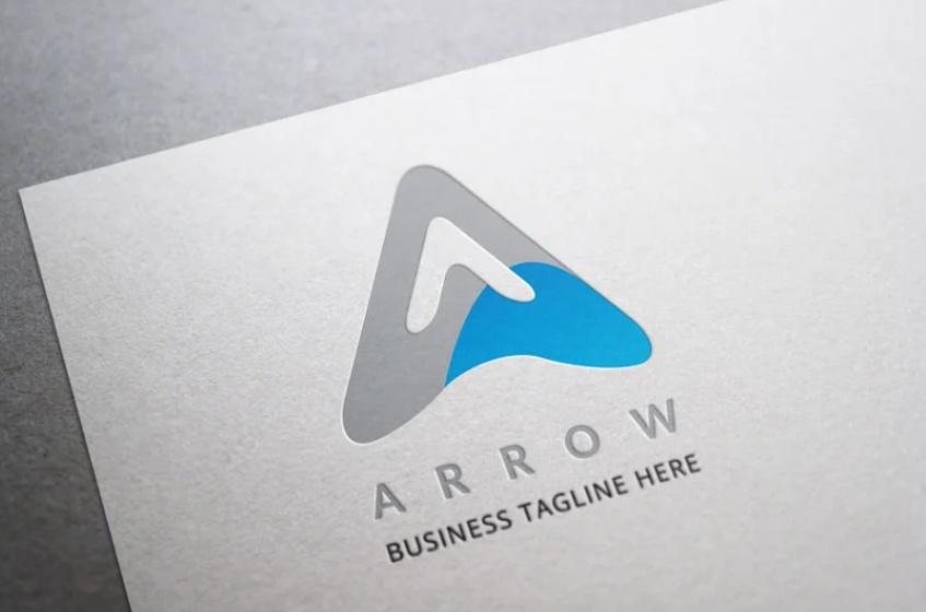High Resolution Arrow Logo