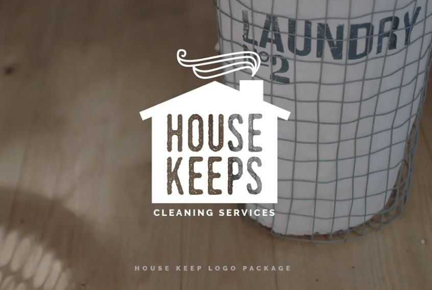 House Cleaning Services Logo