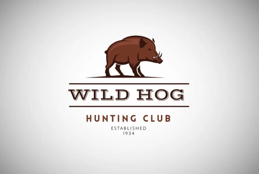 Hunting Club Identity Design