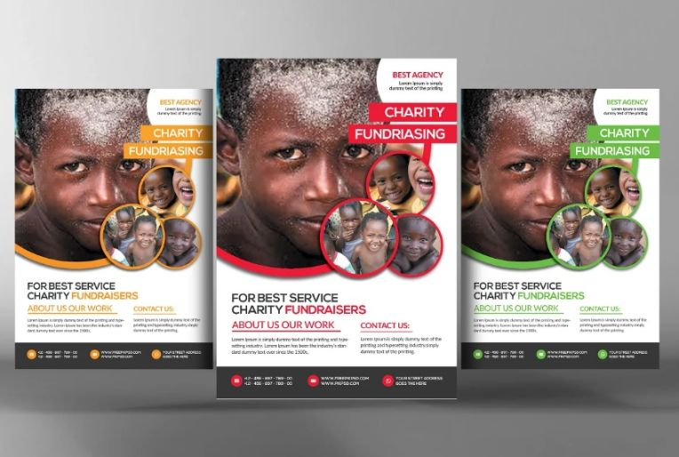 21+ Best Charity Night Flyer Template Download