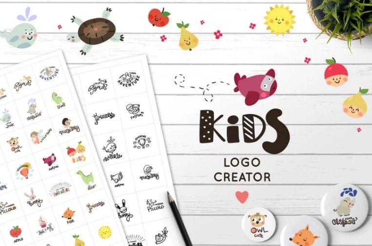 Kids Logo Design Creator
