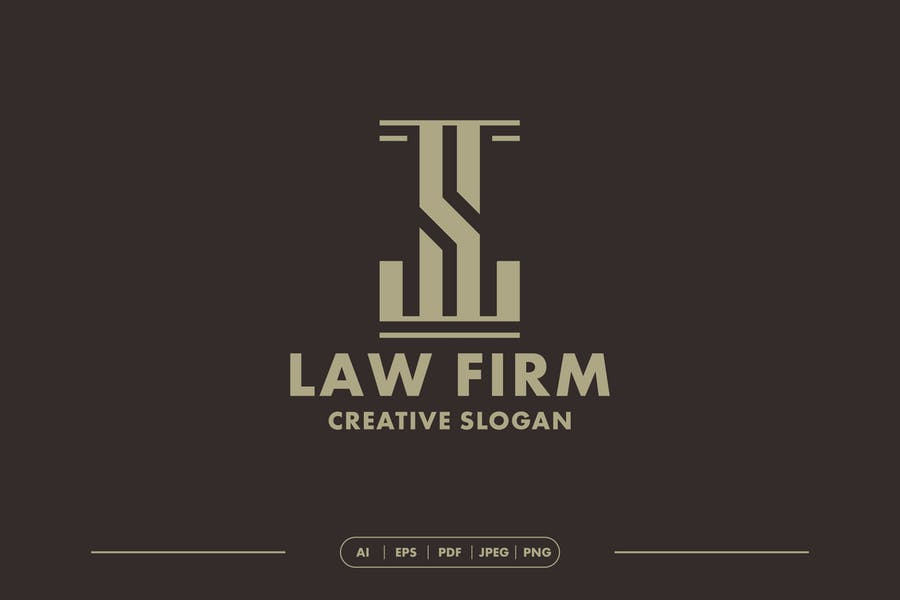 Law Firm Identity Design