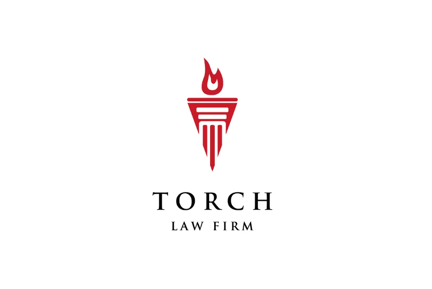 Law Firm Logo Identity