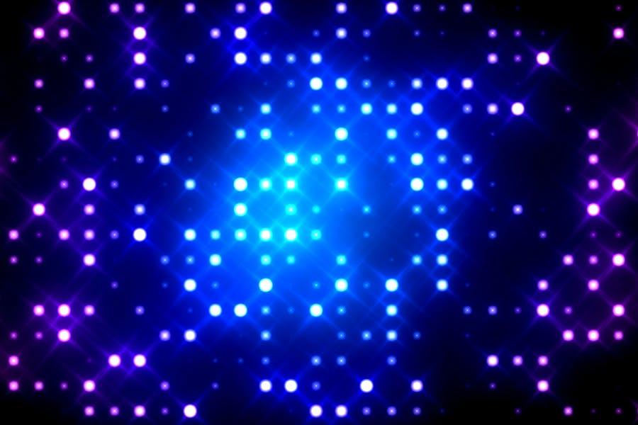Light Grid Texture Background