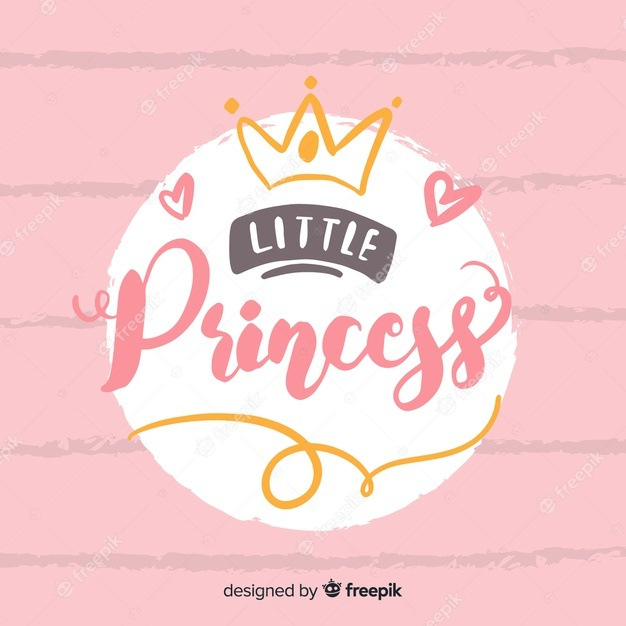 Little Princess Background