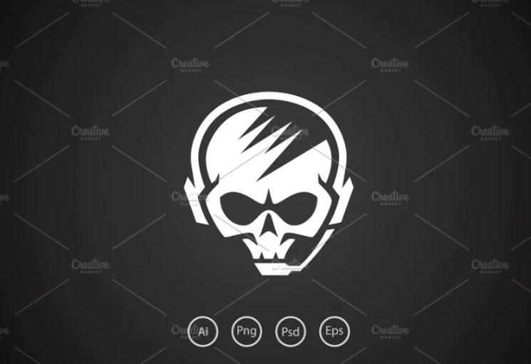 Logo Design for Hardcore Gamer