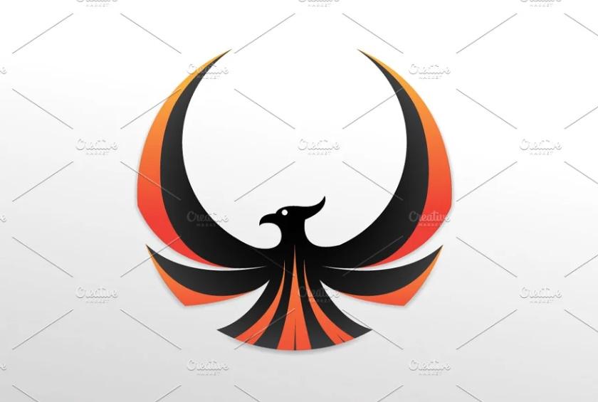 Luxurious Bird Logo Design