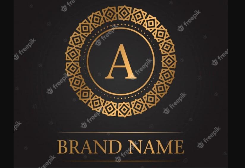Luxurious Boutique Logo Design