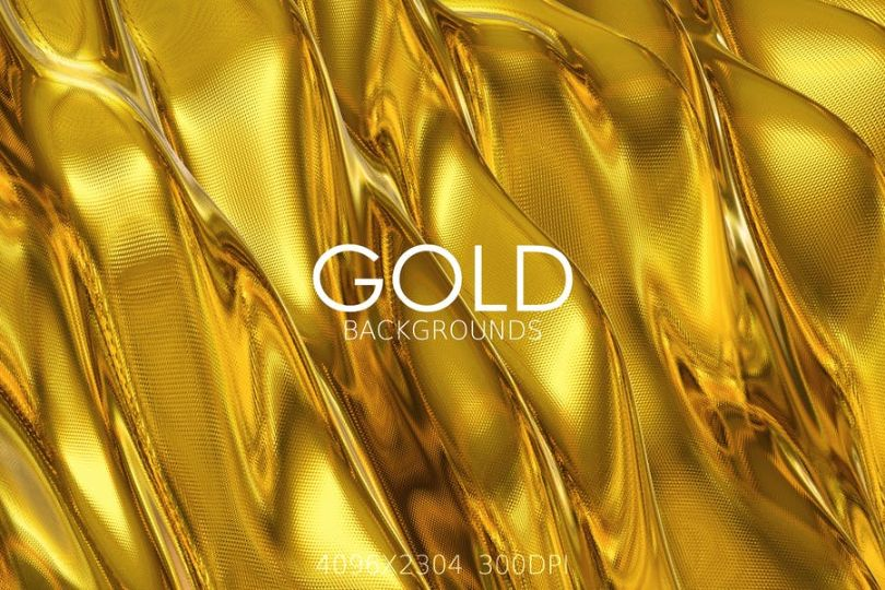 Luxury Style Gold Backgrounds