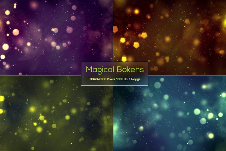 Magical Bokeh Backgrounds