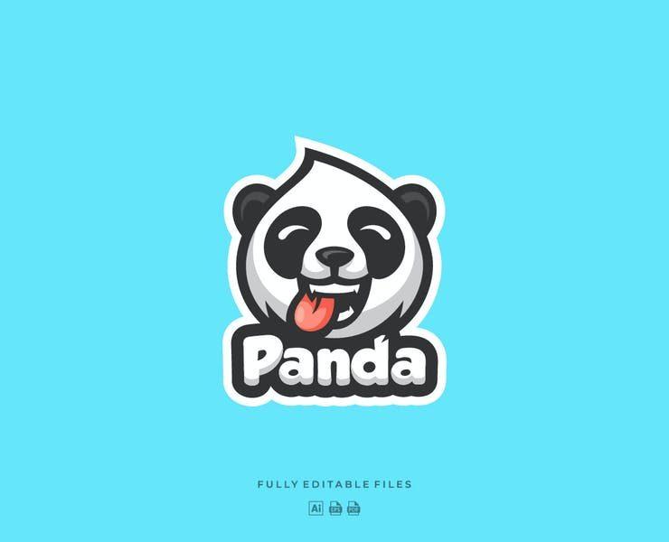 21+ FREE Panda Logo Designs Templates Download