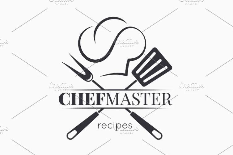 Master Chef Logo Design Ideas