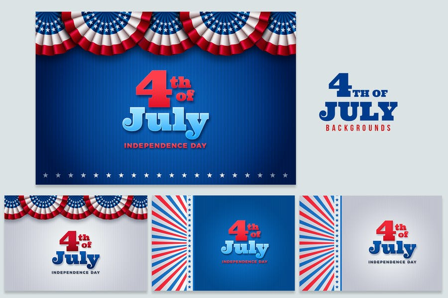 Memorial Day Background Design