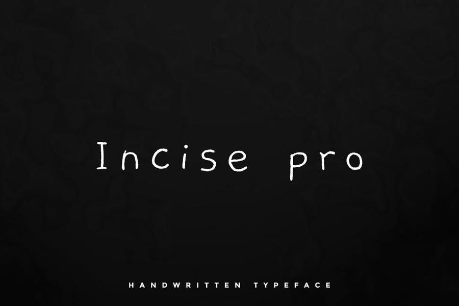 Minimal Handwritten Style Fonts