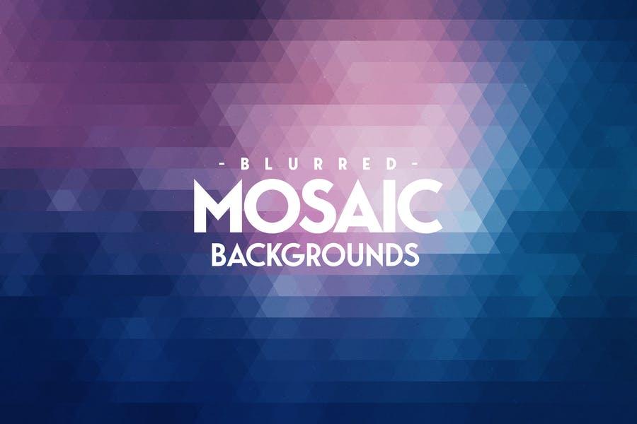 Mosaic Style Backgrounds