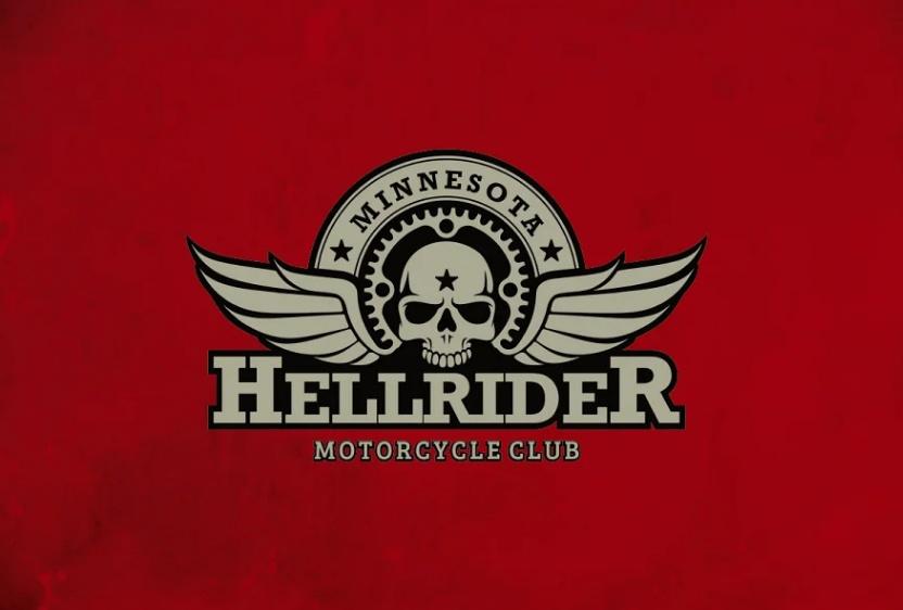 Motobike Club Logo Design
