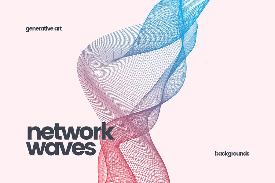 Network Style Background Designs