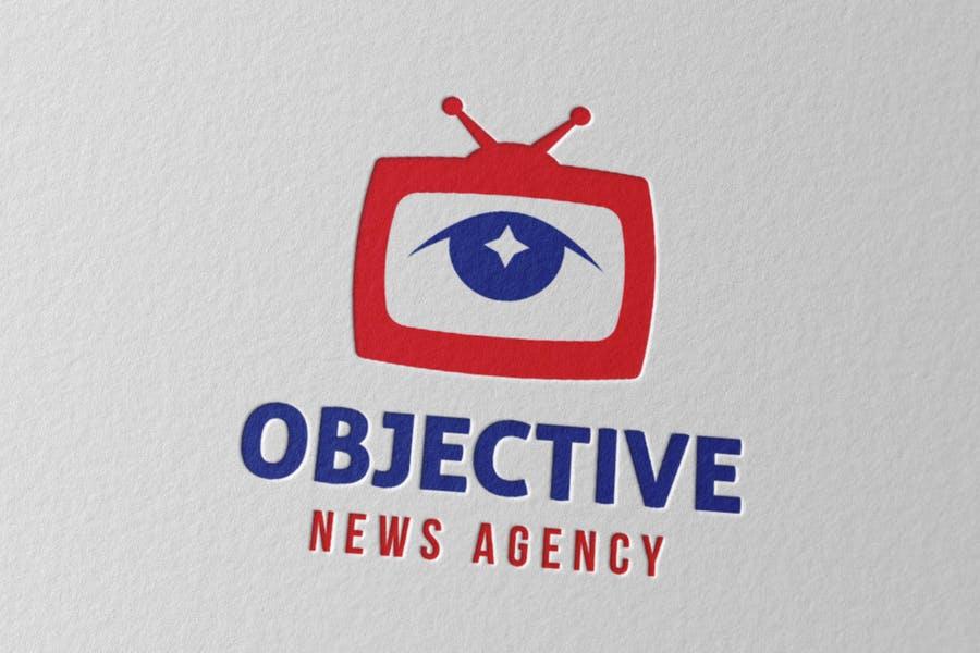 News Channel Logo Designs