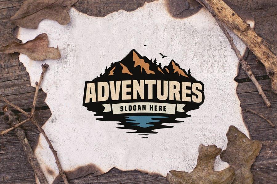 Outdoor Adventure Logotype