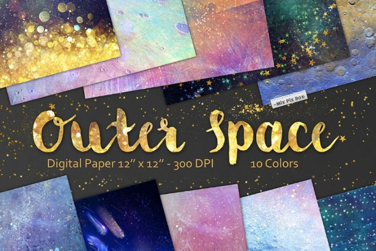 Outer Space Digital Ppaers