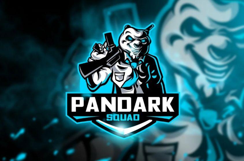 Pandark Squad E Sports logo