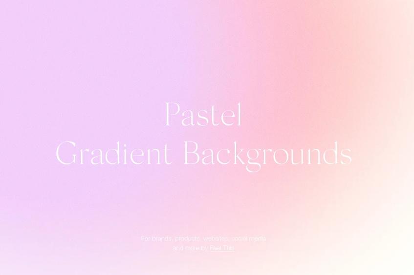 Pastel Grainy Texture Design