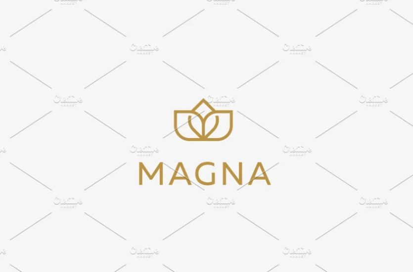 Premium Floral Style Logo Design
