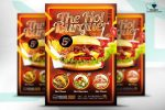 21+ FREE Fast Food Flyer Template Download