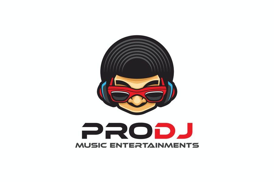 Pro DJ Logo Identity design